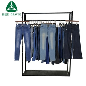 Used jeans wholesale used clothes sorted second hand clothes