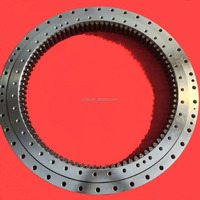 Three-row Roller slewing bearings
