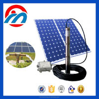 DC Submersible Solar Water Deep Bore