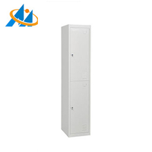 2 doors 4 layers storage locker white cupboard