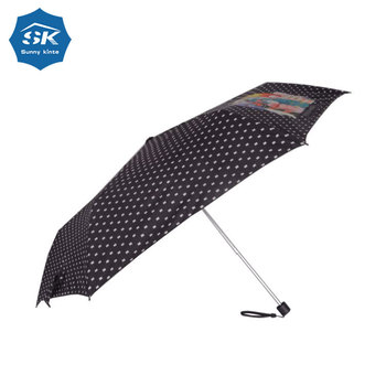 High Quality 19inch 6ribs Mini Cooper Inverted Pocket Umbrella With Uv Coated Inside