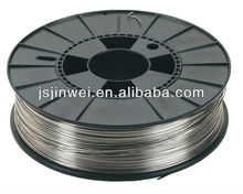 Jiangsu factory most pupular 0.7 0.9 1.2 1.5mm flux cored stainless steel mig welding wire