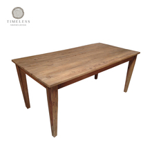 Reclaimed Fir Wood 12 Seater Dining Table