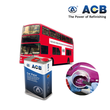 ACB best automotive paint seller quick dry clear coat