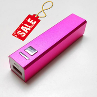 Mobile Power Bank Power Charging Station External Battery 2600 mAh for iPhone 3 3G 3GS 4 4G 4S 5 5S 5C