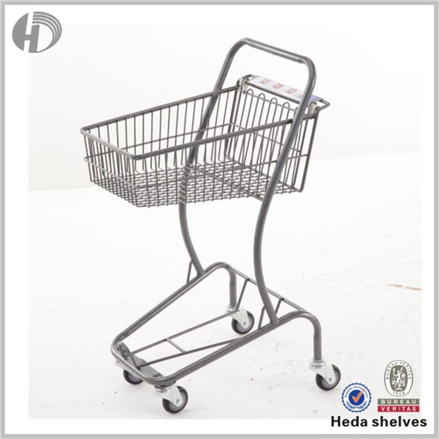 Custom Fit Double Decker Shopping Carts