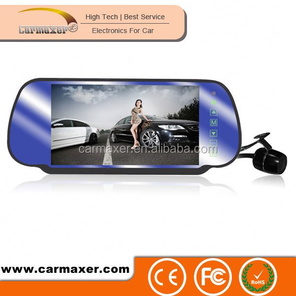 2016 Hot selling camera car side mirrors