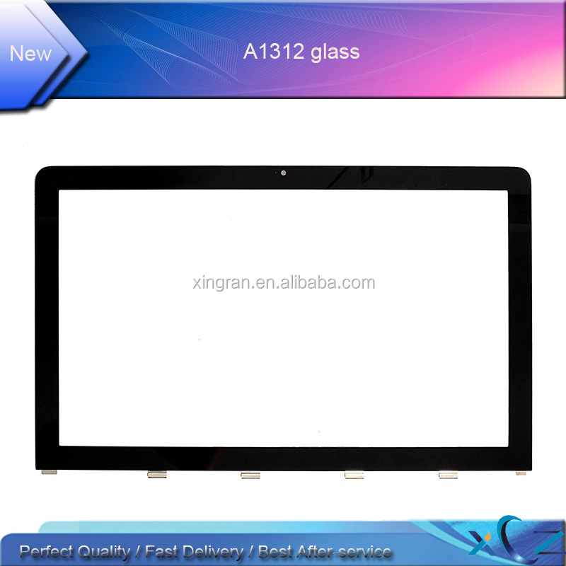 Wholesale price Original LCD Front Glass Bezel for imac 27'' A1312 Glass 922-9469