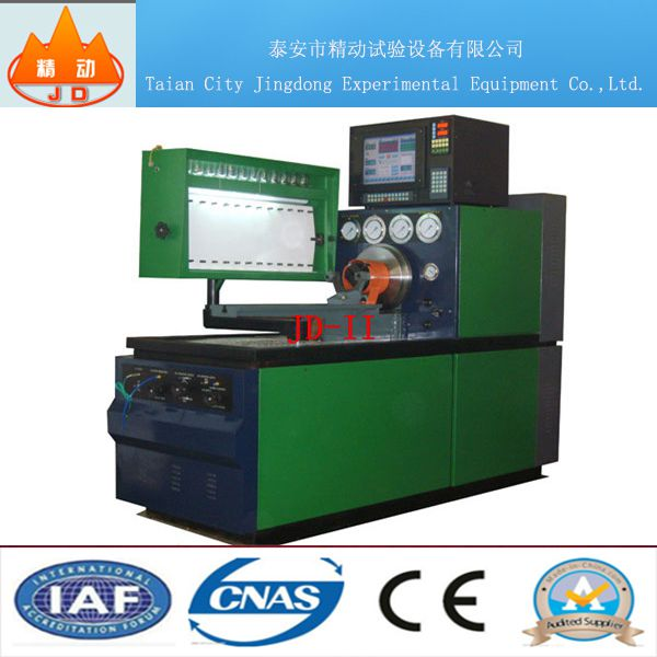 JD-II diesel fuel injection pump test bench for Automotive Maintenance Delphi denso siemens