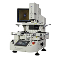 Automatic infrared bga rework station ZM-R6200 with optical alignment for laptop motherboard ps3 motherboard repair