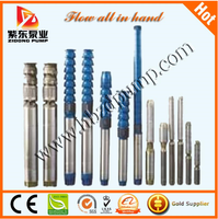 used into deep well vertical submersible pump