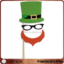 Irish holiday party selfie kit