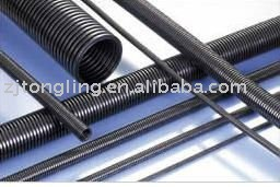 Polyamide cable production conduit