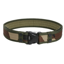 Canvas External & EVA Internal Tactical Combat Military Belt