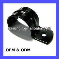 rotational metal joint for lean pipe