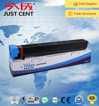 For Konica Minolta Bizhub C452 C552 C652 laser printer toner cartridge TN 613