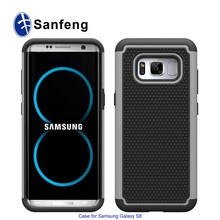 For samsung s8 Cases TPU Silicone Soft full Body Protective Case Cover for samsung s8