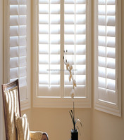Plantation shutter furniture and superb plantation wood shutter hot sell