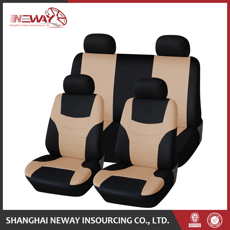 Customized logo print waterproof auto proctor car seat covers