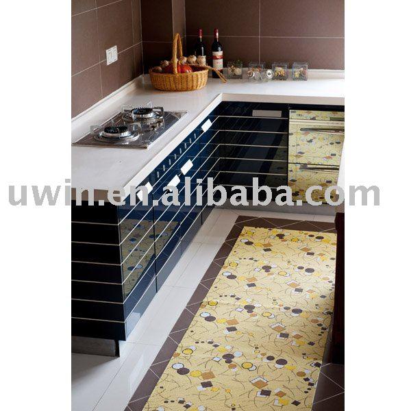 Küchenboden Matten: Pvc Küchenboden Teppich-Teppich-Produkt ID:351376888