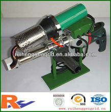 hand held plastic extrusion welder