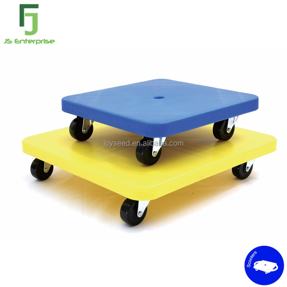 Gym Class Kids plastic roller go board scooters for PE education