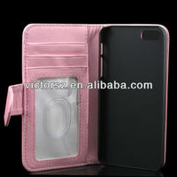 for Apple iPod Touch 5 Photo frame Leather Case-Book Design