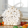 Butterfly Pattern Gift Candy Bomboniere Boxes Wedding Party Favor