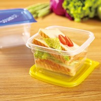 Airtight Microwave Disposable Small Plastic Containers