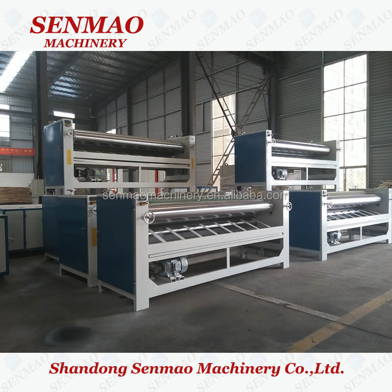 glue roller machine/glue roller spreader machine/glue speader