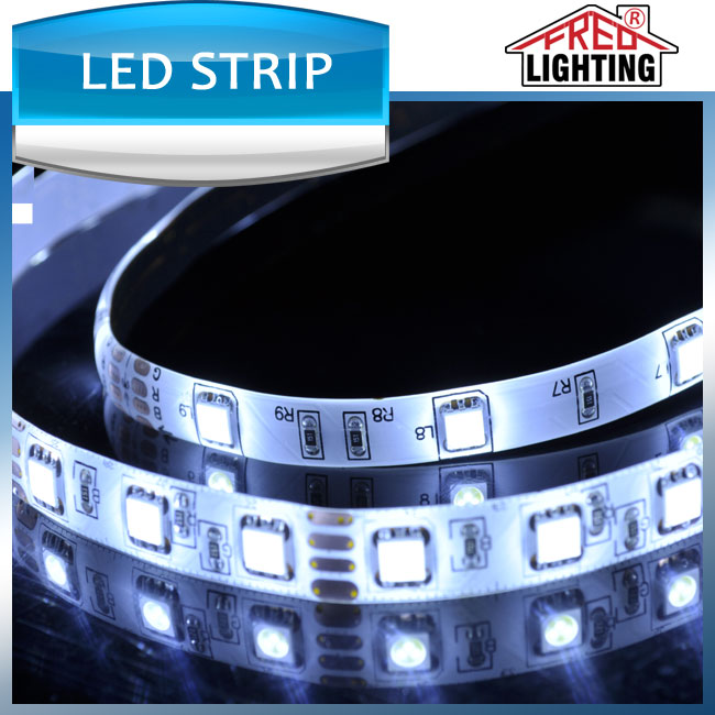 Hot sale led light strip 5050 60leds/m IP65 led strip with CE ROHS approved
