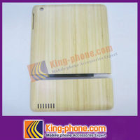WHOLESALE Bamboo wooden Case for Ipad3