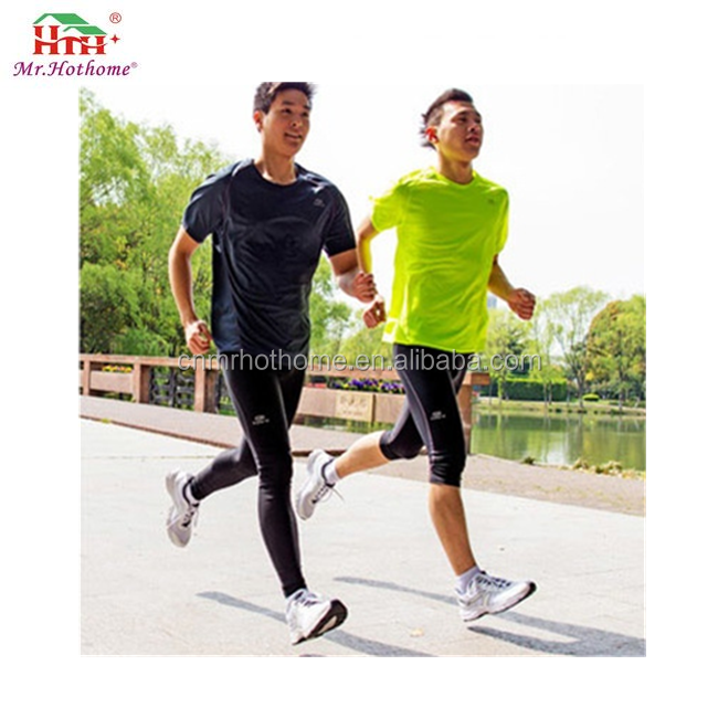 Sport wear mens gym clothes wholesale soccer t shirts