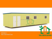Factory Supply real estate mobile container house in South Africa PH1230-02