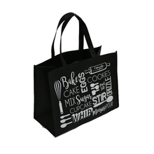 promotion cloth recyclable non woven bag for shopping