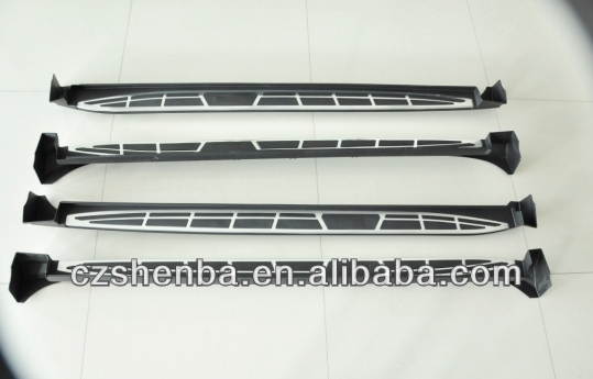 new design Running Board For toyota RAV4 2013 (cayenne style)