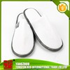 Unisex Disposable Slippers closed Toe Spa Flat Shoe