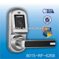 digital different kinds of locks