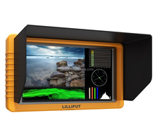"New 5.5"" FHD Camera Monitor with SDI and HDMI cross conversion"