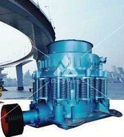 2013 New Type High-performance Hydraulic Cone Crusher approved CE,ISO