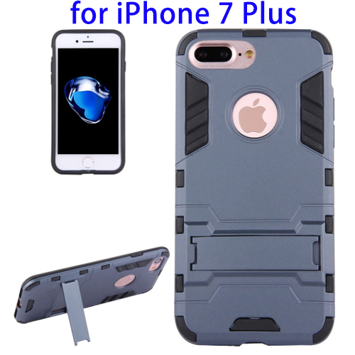 Mobile Phone Accessories Rugged Combo Kickstand Cover for iPhone 7 plus Cover