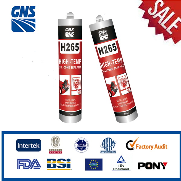 Mastic High-Temp adhesives Silicone Sealant price