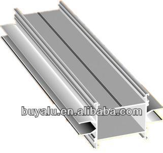 the best partition aluminum extrusion profile