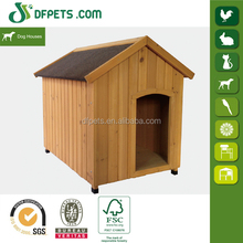 DFD3022 Waterproof Prefabricate Wooden Animal House For Dog