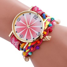 fashion jewelry 2014 gem stone charm female watch