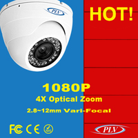 hot new products for 2015 2 mp full hd 1080 p motorized lens megapixel zoom ir dome ip auto surveillance camera