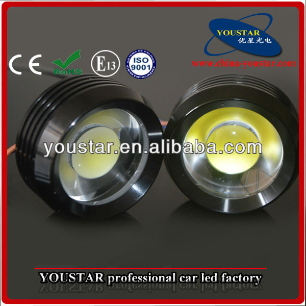 DC 12V Strobe 10w LED eagle eyes exports with CE mark