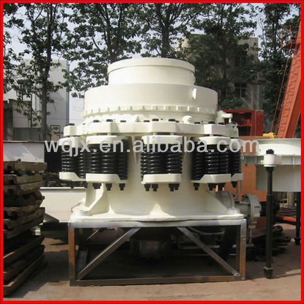 Hard rock crusher/cone crusher equipment/cone breaker in construction