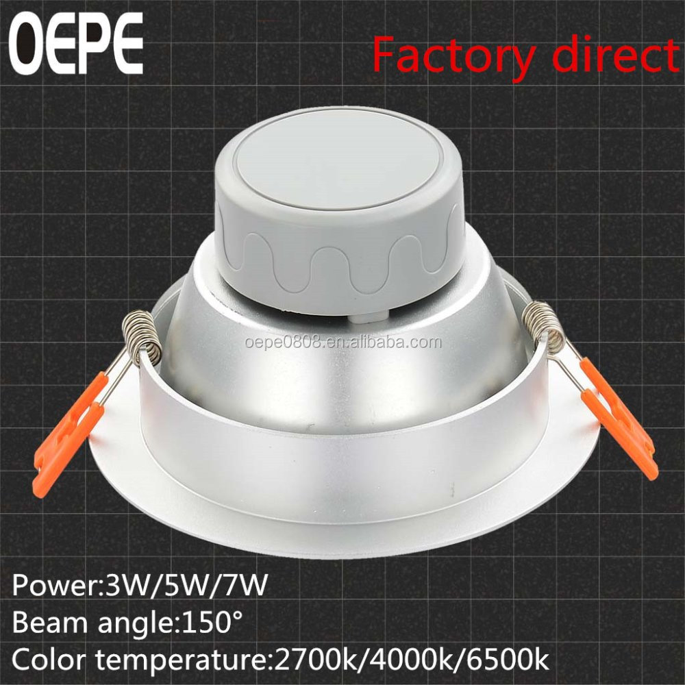 Alibaba wholesale led ceiling downlight for commercial led lighting led cob downlight low power 1 watt cob downlight led