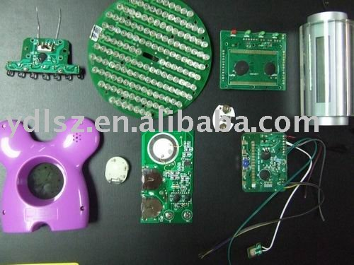 Develop plastic toy parts,electronics toy part, toy IC